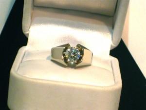 14K Original Diamond Ring