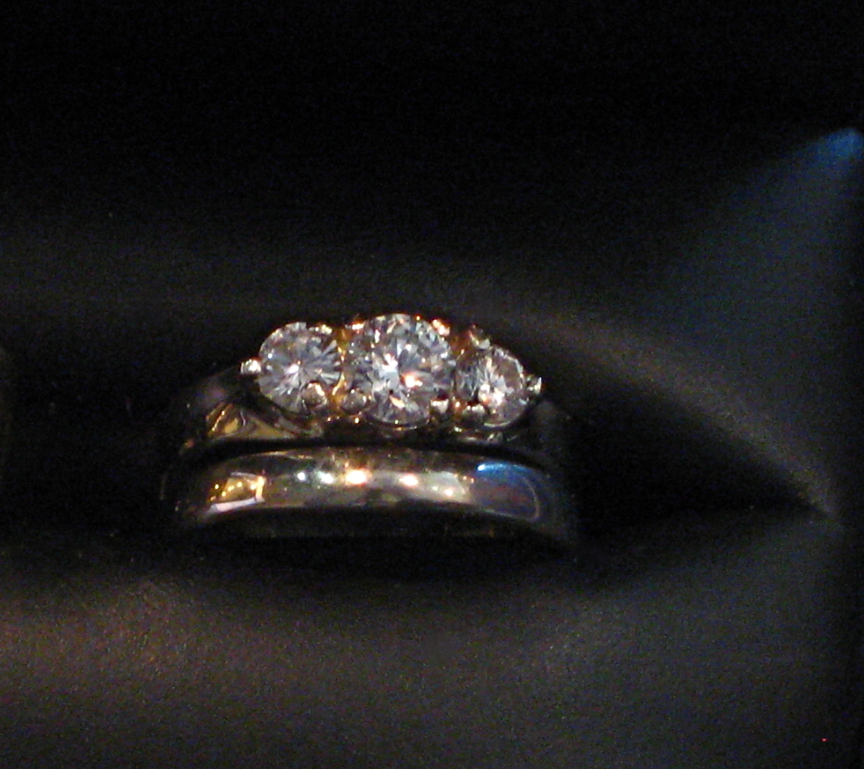 Wedding Rings Kirk Milette Jewelry